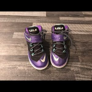 Nike Zoom Lebron Soldiers VIII kids
